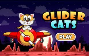 Glider Cats Words