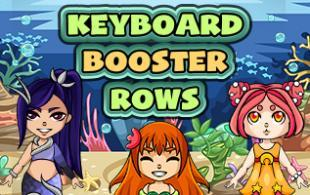 Keyboard Booster Rows