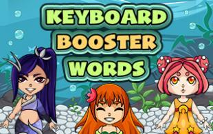 Keyboard Booster Words