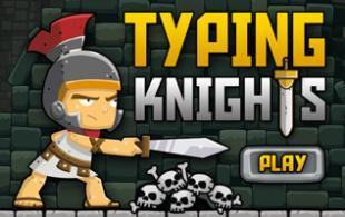 Typing Knight